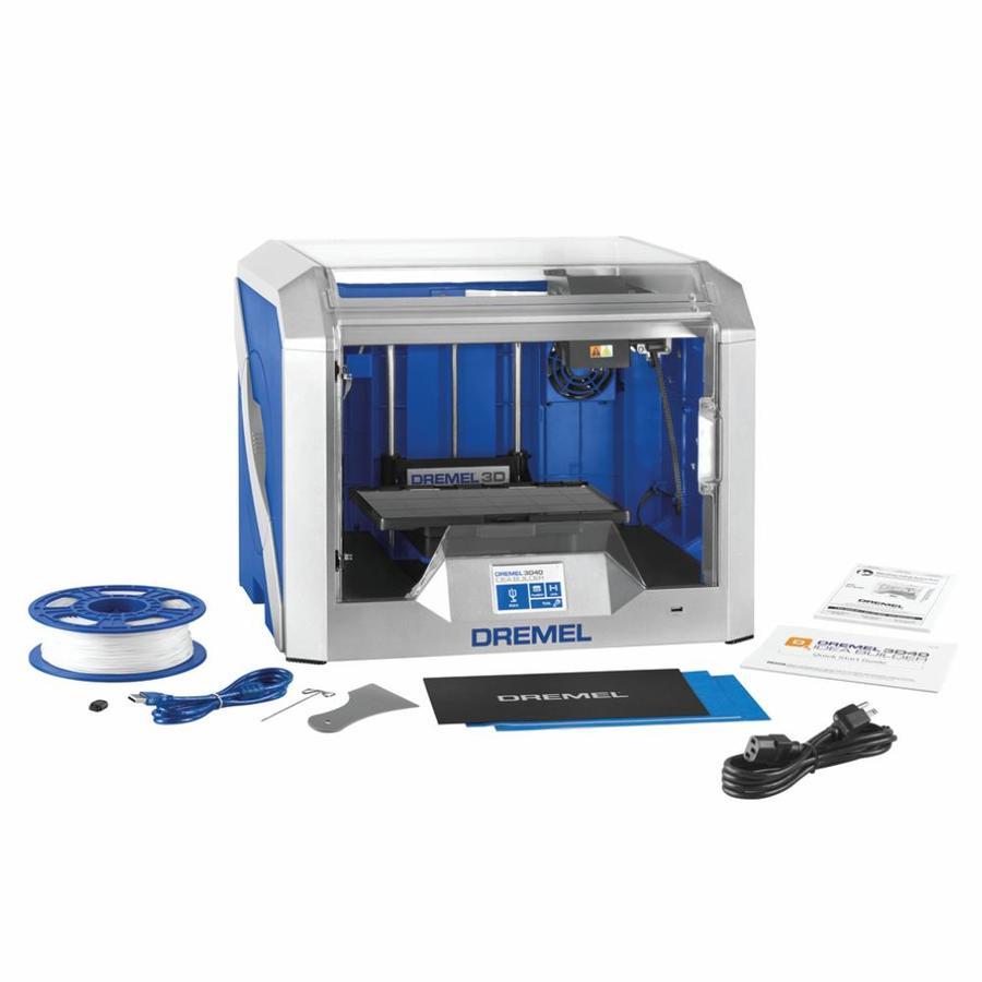 Dremel Idea Builder 3D Printer in Blue | 3D40-01