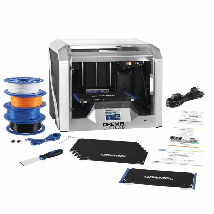 Dremel Digilab 3D Printer | 3D40-FLX-EDU