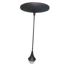 Shop Portfolio Bronze Pendant Light Conversion Kits At Lowes Com