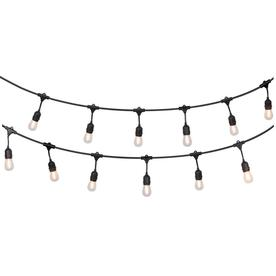 Display product reviews for 24-ft 12-Light White LED Plug-in Bulbs  sc 1 st  Loweu0027s & Shop String Lights at Lowes.com azcodes.com