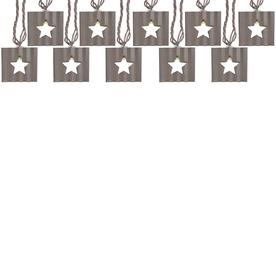 Display Product Reviews For 10 Light Star Cutout String