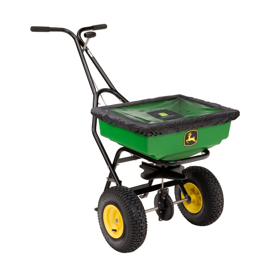 John Deere 80 lb Broadcast Spreader on PopScreen