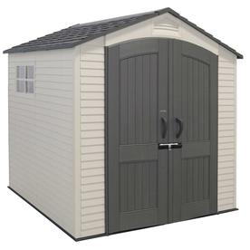 Display Product Reviews For Gable Storage Shed Common 7 Ft X