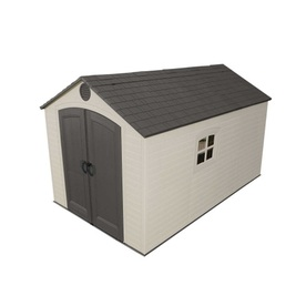 Display Product Reviews For Gable Storage Shed (Common: 8 Ft X 12.5