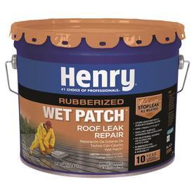 Shop Henry Company Rubberized Wet Patch 3 Gallon
