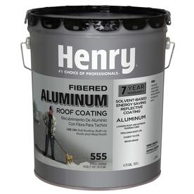 Shop Henry Company Fibered Aluminum 4 75 Gallon Aluminum