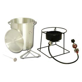 King Kooker 29-Quart 20-Lb Cylinder Manual Ignition Gas T...