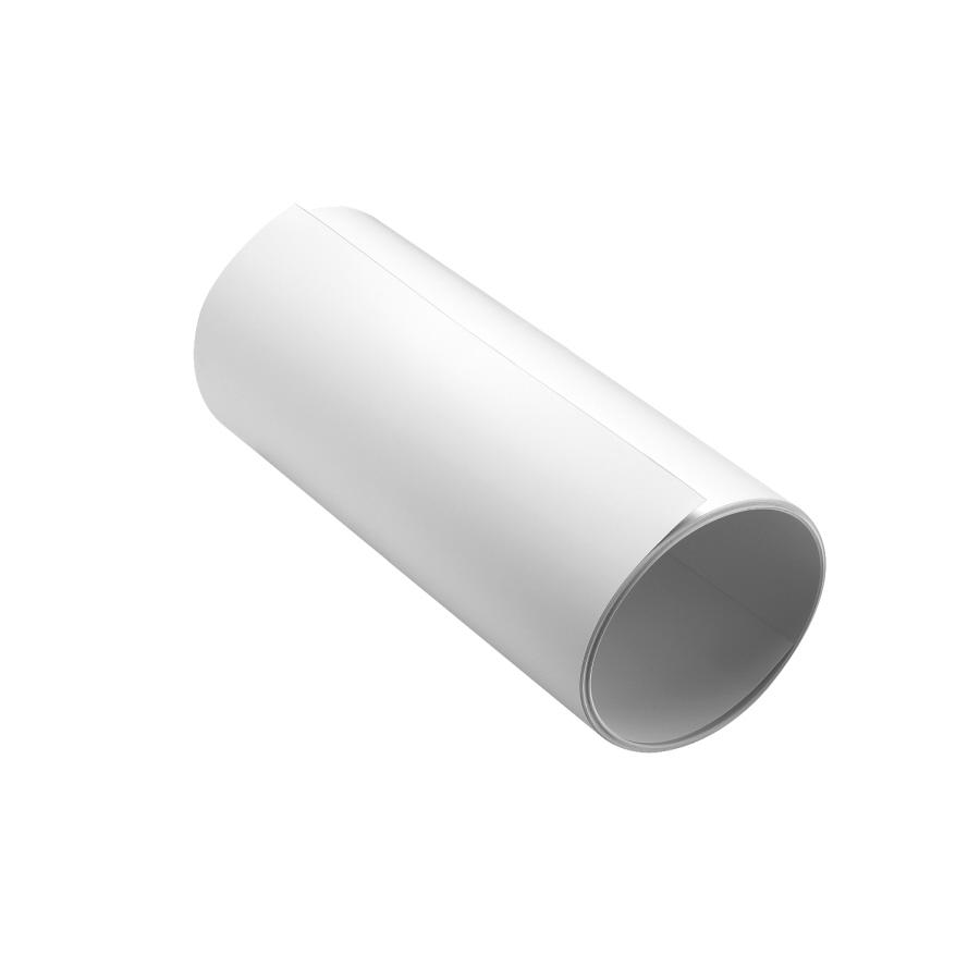 Shop 24 In X 50 Ft White Aluminum Vinyl Siding Trim Coil