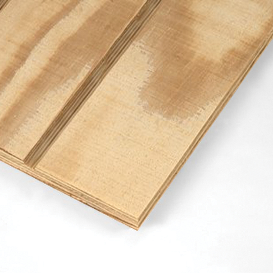 Shop Plytanium 4 In On Center T1 11 Untreated Wood Siding