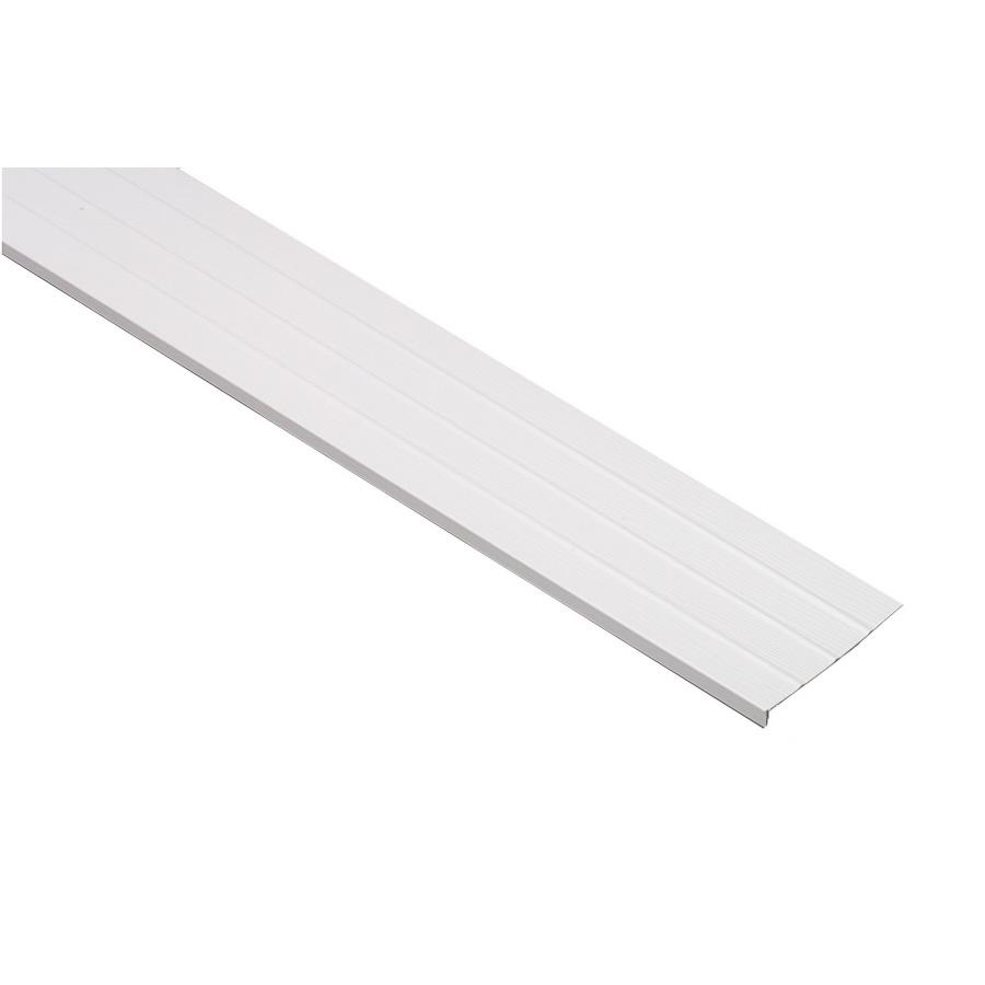 Shop 8 In White Vinyl Fascia At Lowes Com