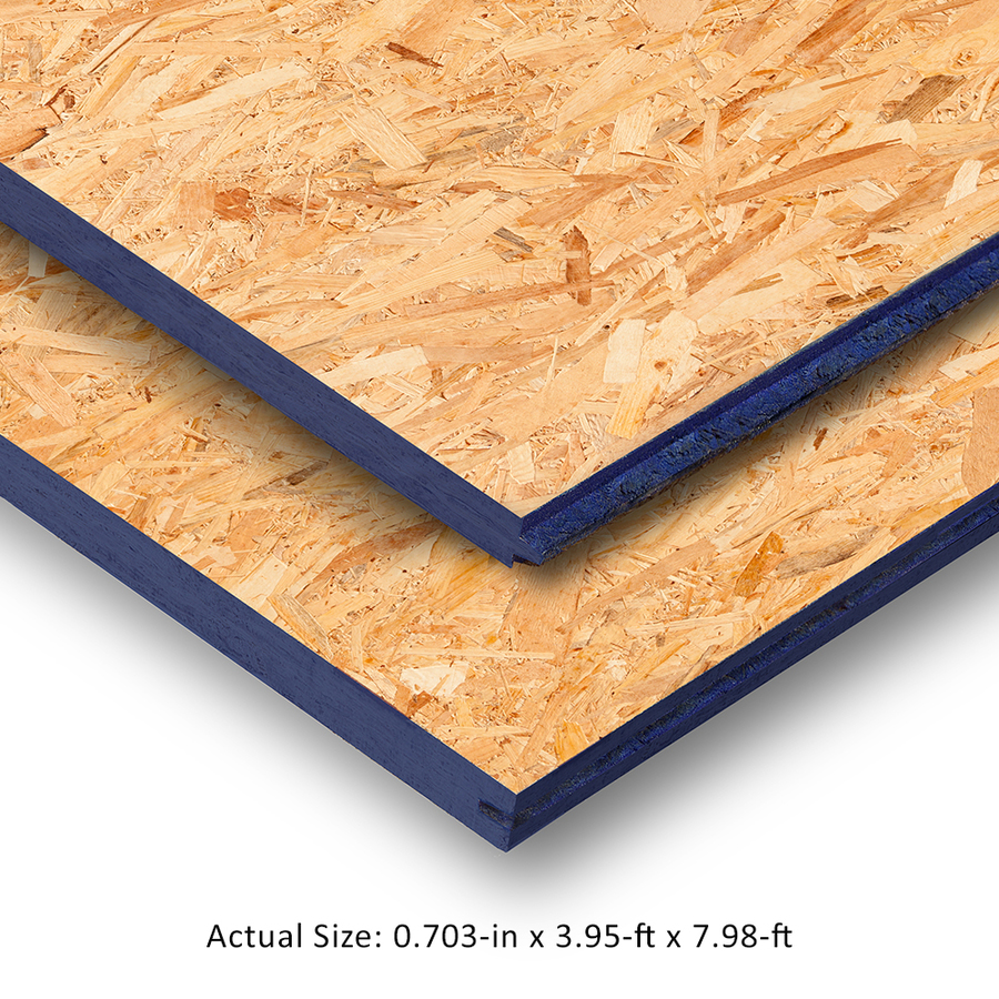 Shop Osb Tongue And Groove Subfloor 23 32 Cat Ps2 10
