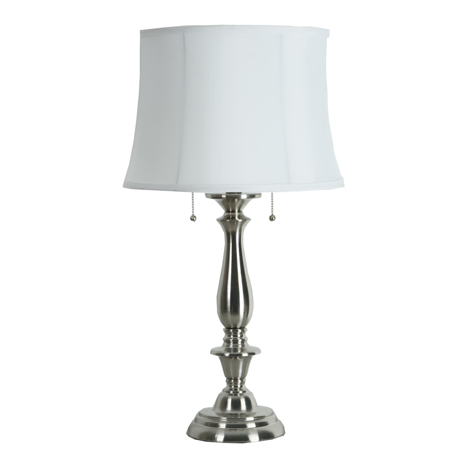 Shop Allen + Roth Table Floor Lamps on