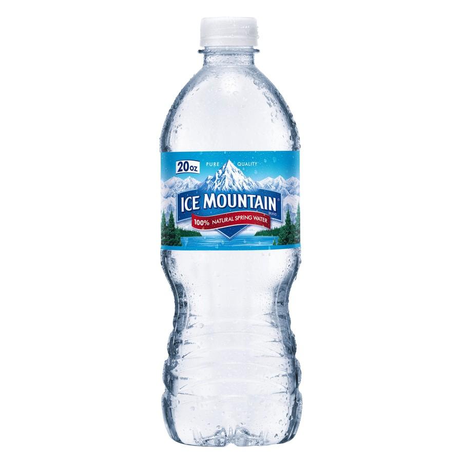Ice Mountain Water 5