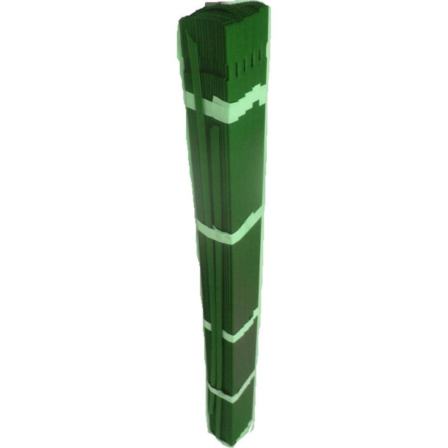 Shop Pexco 69 In Green Chain Link Fence Privacy Slat At