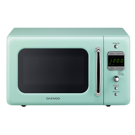 Display Product Reviews For Retro 0 7 Cu Ft 700 Watt Countertop Microwave Mint