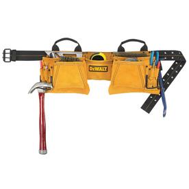DeWALT General Construction Leather Tool Apron Dg5372