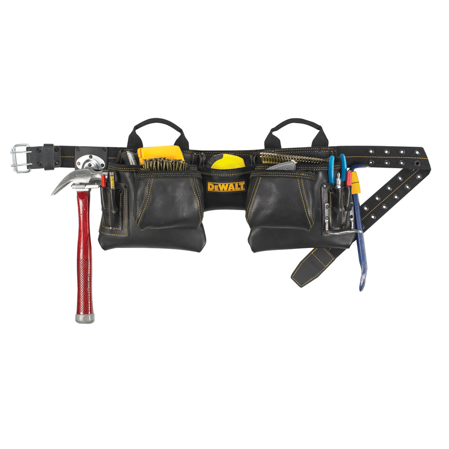 Shop Dewalt General Construction Tool Apron At Lowes Com