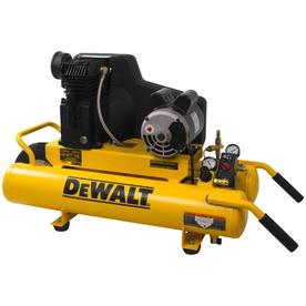 DeWALT 8-Gallon Portable Electric Twin Stack Air Compress...