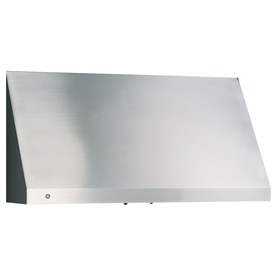 GE Profile 36-in Ducted Stainless Steel Undercabinet Range Hood  36 Inch JV966DSS
