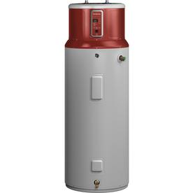 GE ospring 80-Gallon 10-Year Limited Regular Electric Wat...
