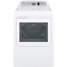 Ge 7.4-Cu Ft Gas Dryer White Energy Star Gtd65gbsjws