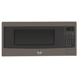 Ge Profile Series 1 Cu Ft 800 Watt Countertop Microwave