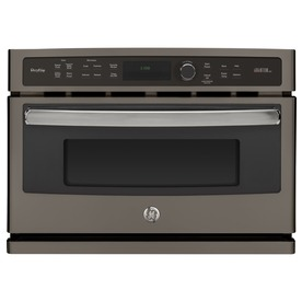GE Profile 1.7-Cu Ft Built-In Speed Cook Convection Micro...