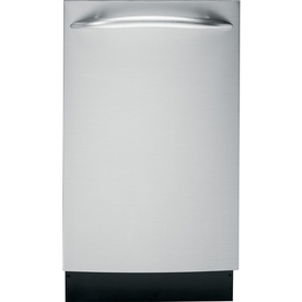 GE Profile 60-Decibel Built-In Dishwasher (Stainless Stee...