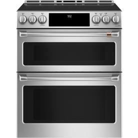 Display Product Reviews For 5 Element Self Cleaning Freestanding Induction Range Stainless Steel