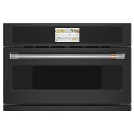 Ge Advantium 1.7-Cu Ft Microwave With Sensor Cooking Controls And Speed Cook Matte Black Csb923p3nd1