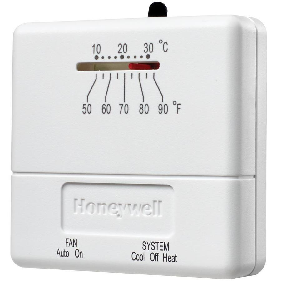 Honeywell Thermostat T8011r User Manual Product Guide Fan Not Working Books Review Heat Pump Installation Instructions Comparemegga 7 Day Programmable