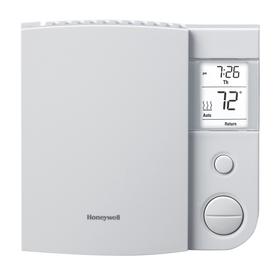 Honeywell Line Volt Programmable Thermostat Programmable ...