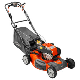 HU725AWDEX 163-cc 22-in Self-propelled Gas Lawn Mower with Briggs & Stratton Engine - Husqvarna 961430120