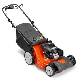 Husqvarna Lc221rh 160Cc 21-In Self-Propelled Rear Wheel D...