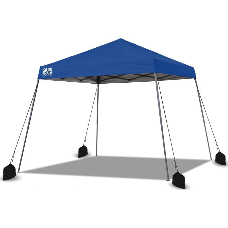 Quik Shade Accessories 4 Pack Black Canopy Weight Plates In The Canopy Parts Accessories Department At Lowes Com