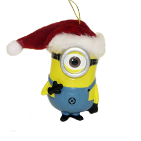Shop Despicable Me Yellow Minion Ornament at Lowes.com