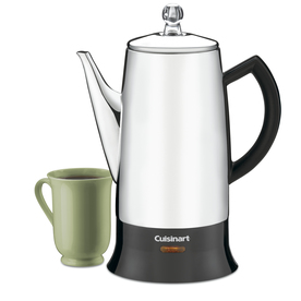 Cuisinart 12-Cup Stainless Steel Percolator Prc-12