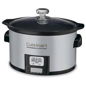 Cuisinart 3.5-Quart  Slow Cooker Psc-350