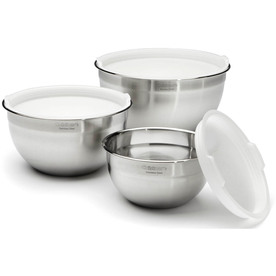 Cuisinart Stainless Steel Mixing Bowls Ctg-00-Smb