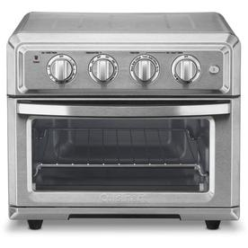Cuisinart 4-Slice Stainless Steel Convection Toaster Oven Auto Shut-Off Toa-60