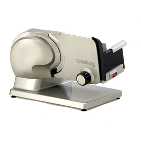 Chef'sChoice 1-Speed Metallic Gray/Gold Food Slicer 6150000