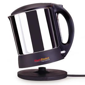 Chef'sChoice Metallics 5-Cup Electric Tea Kettle 6750001