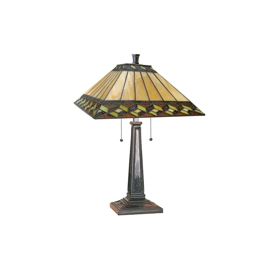 Table Lamps At Lowes: Shop Lite Source 24-in Bronze Indoor Table Lamp With