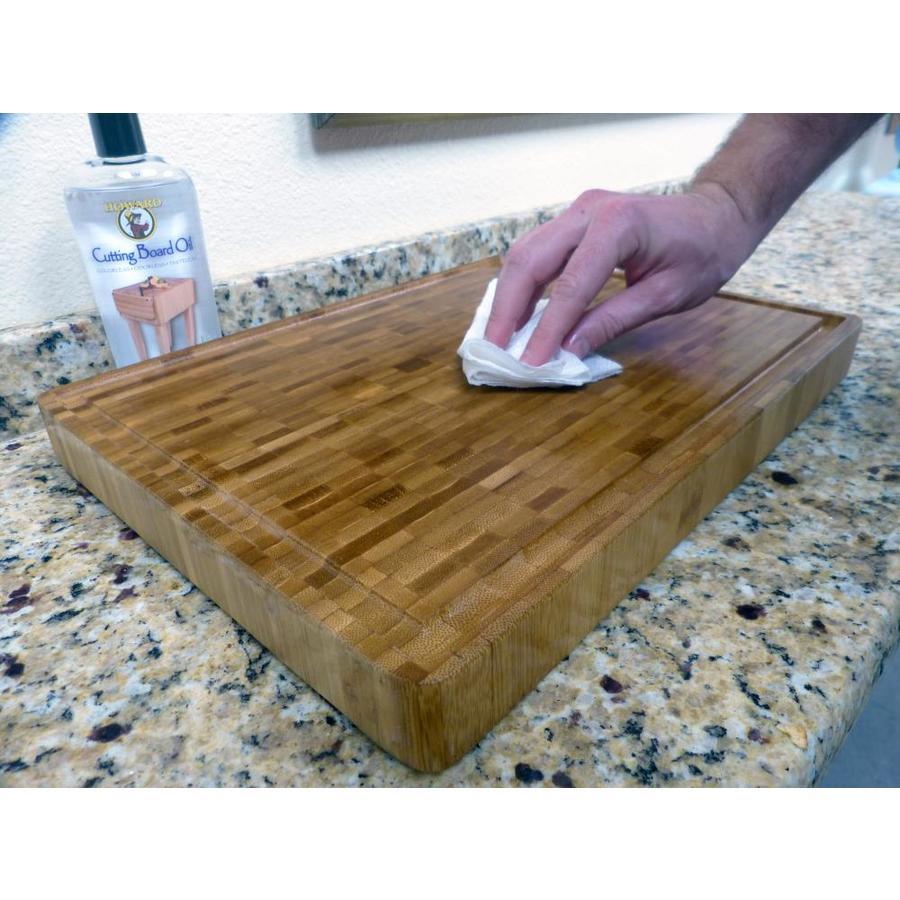 Howard Clear Cutting Board Wood Oil