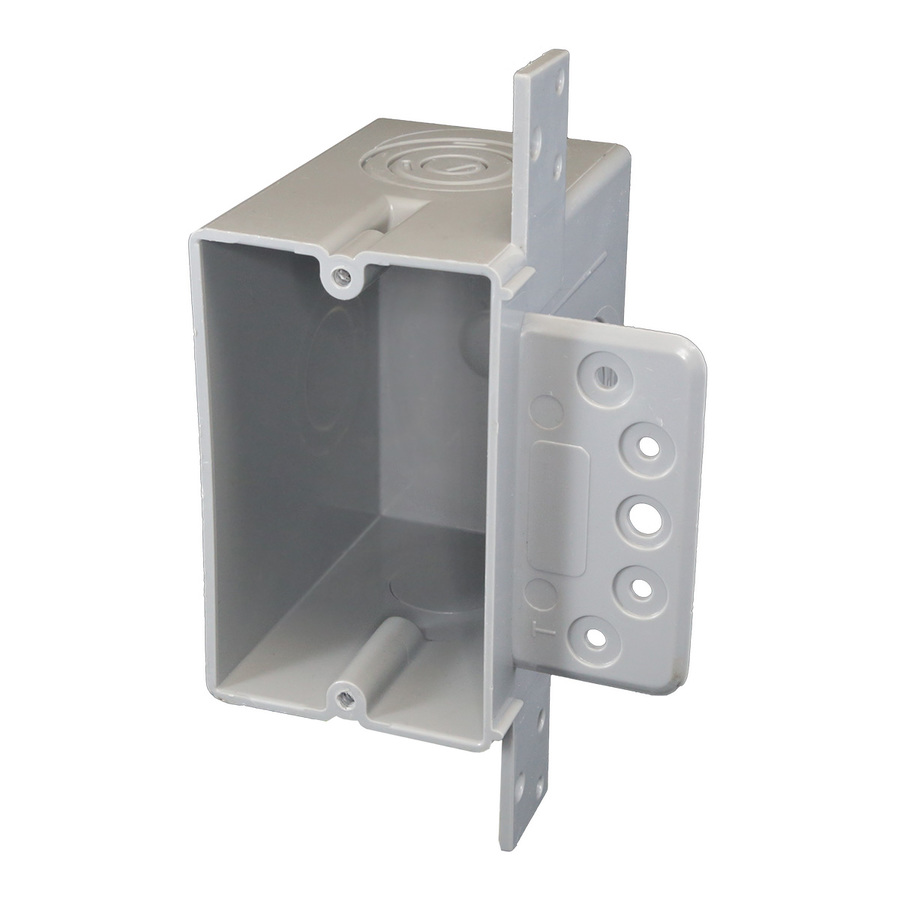 2 Gang Electrical Box For Brick 2 Free Engine Image For