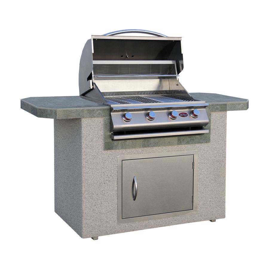 Cal Flame Modular Outdoor Kitchen Modular Bar Counter   LBK-601-A