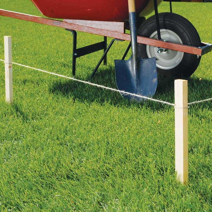 6 Pack 60 In Wood Landscape Stakes At Lowescom
