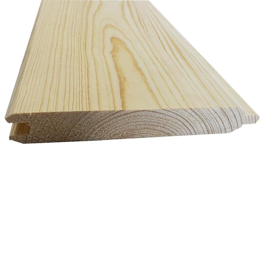 1 In X 6 8 Ft Tongue And Groove