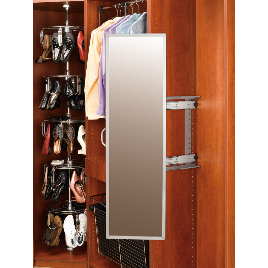 Shop Rev A Shelf Pull Out Mirror At Lowes Com