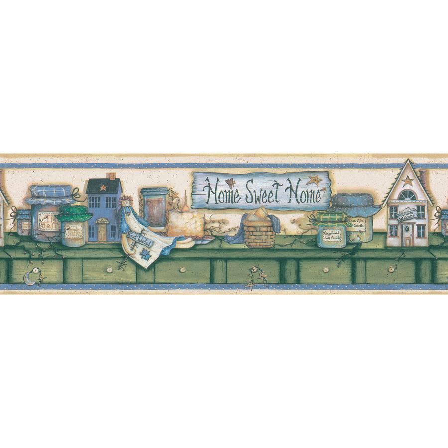 Kitchen Wallpaper Border: Wallpaper Borders For Kitchens 2017